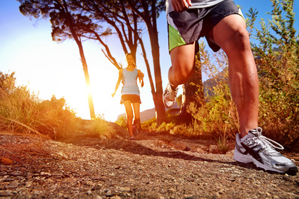 massage therapy kelowna - healthy trail running